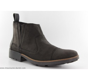 Boots homme RIEKER SPAT Noir 36050-00