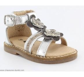 Sandales bébés Bopy HORKAL Argent