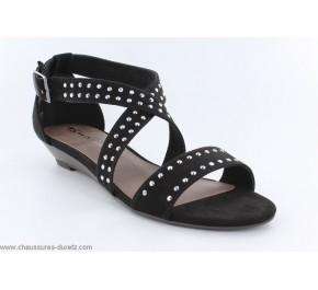 Sandales femme Tamaris IDEE Noir