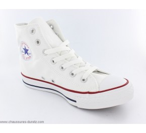 Baskets mixtes Converse ALL STAR HI Blanc