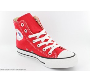 Baskets mixtes Converse ALL STAR HI Rouge