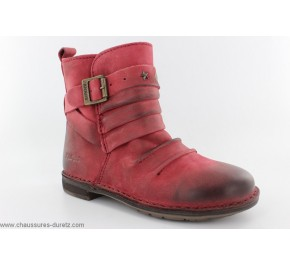 Bottines fille Kickers GREATEST Bordeaux