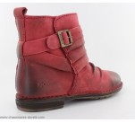 Bottines Kickers GREATEST Bordeaux