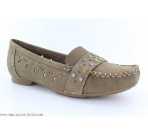 Chaussures femme Rieker TAIN Beige 40076-64