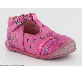 Chaussures filles Babybotte PETULA Fuschia