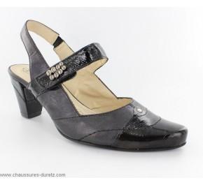 Chaussures femmes Géo Reino - INDOLE Noir
