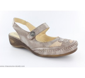 Chaussures femme Géo Reino FERVENT Taupe
