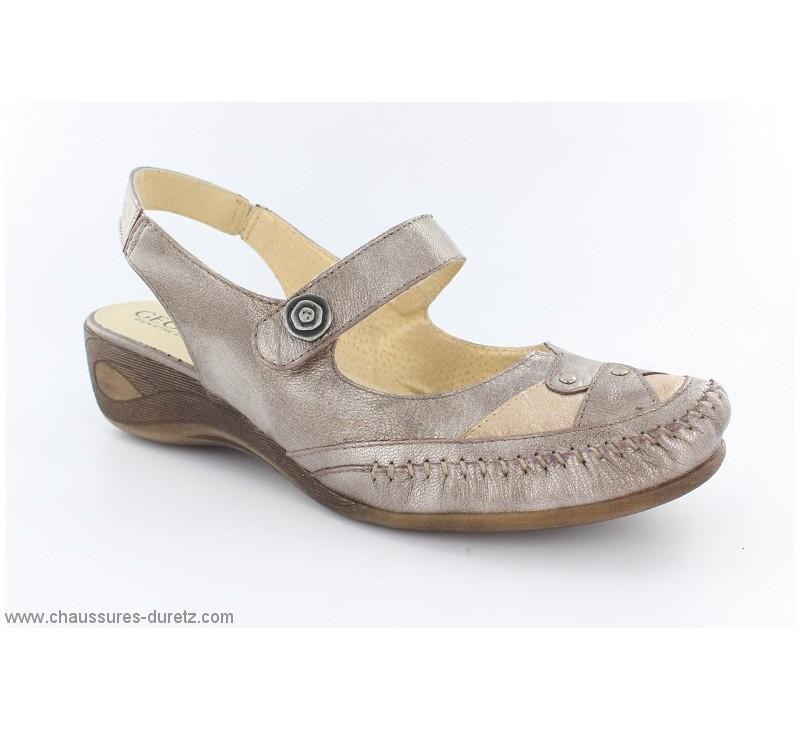 Chaussures Géo Reino FERVENT Taupe   Confort Extrême Géo Reino pour ... cee95a380ec7