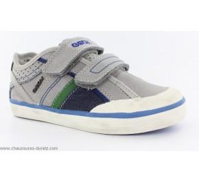 Chaussures garçons Géox ITOU Gris