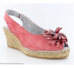 Sandales femme Bruma BALANCE Rouge