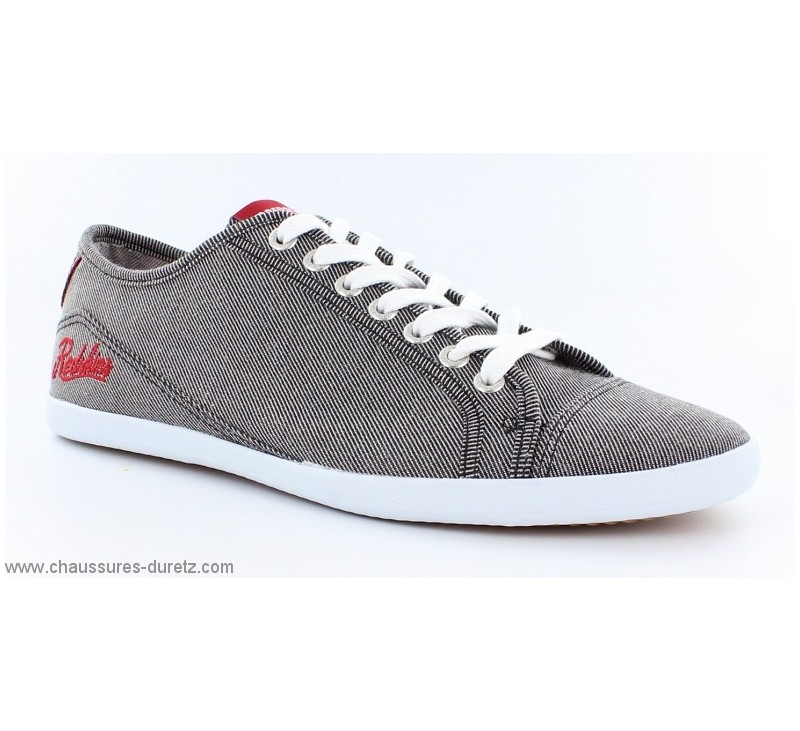 Chaussures à lacets Redskins blanches Casual homme K1erWg