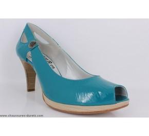 Chaussures femme Un Tour En Ville MABILE Turquoise