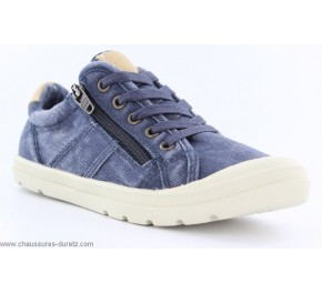 Baskets garçons Palladium FABIAN Navy
