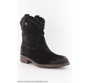 Boots femme Tamaris LOUP Noir