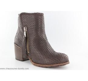 Boots femme Felmini P277 Marron