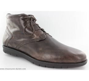 Bottines homme Arcus EGNALI Marron