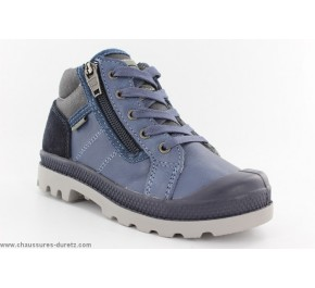 Bottines garçons Palladium PAMPA BTDK Navy