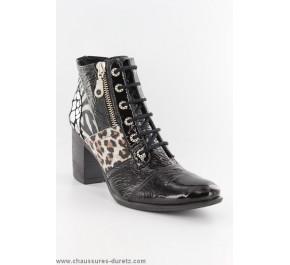 Boots femme Géo Reino CAVALA Noir