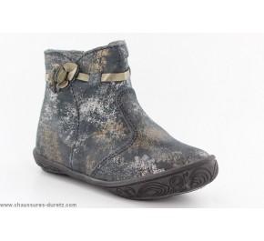 Boots bébés Babybotte AMANDINE Gris