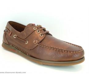Chaussures bateau Fluchos FRANCK 7625 Marron