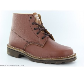 Bottines de travail Homme NAPO Marron