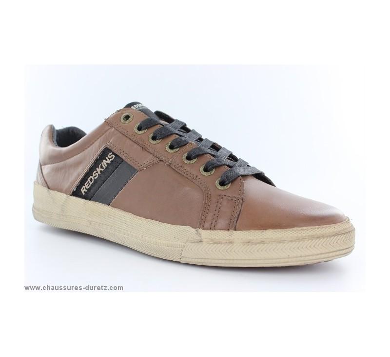 skate shoes wide range factory price Baskets homme Redskins ARFA Antilope