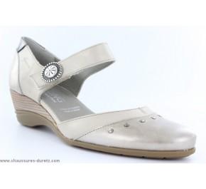 Chaussures femme Dorking IVRE 6746 Natural