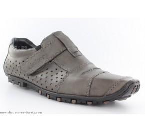 Chaussures homme Rieker VENU Gris 08984-45