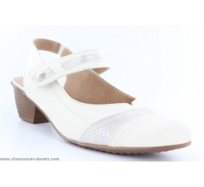 Chaussures femme Artika GOTIC Blanc