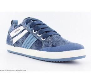 Chaussures garçon Geox KENTIA Jeans