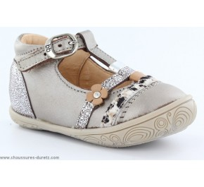 Chaussures fille Babybotte SIOUXI Champagne