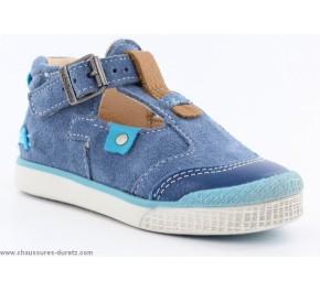 Chaussures garçon Babybotte SONORA Jeans