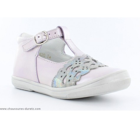 Chaussures fille Loup blanc