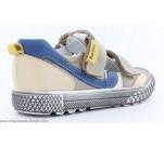 Chaussures Loup Blanc HANDBALL Taupe