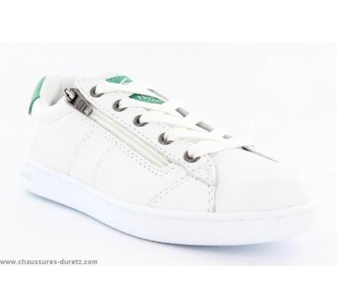 Palladium MALO CASH Blanc / Vert