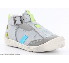 Chaussures bébé Babybotte STYLO Gris