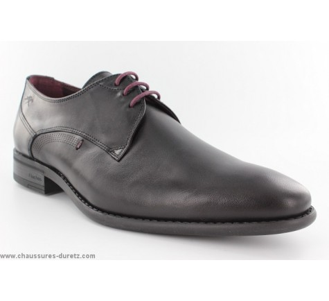 Chaussures Fluchos noires 63Cyoikd