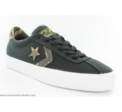 Converse BREAK POINT Noir / Camouflage