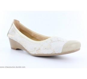Chaussures femme Sweet DALAT Platine / Craie