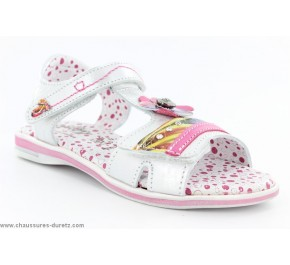 Sandales fille Bellamy KID Silver