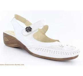 Chaussures femme Géo Reino IMPURE Blanc