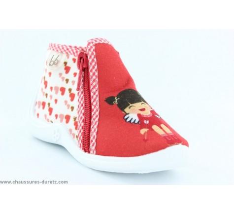 Babybotte MAJIK Rouge / Cupidon
