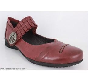 Chaussures femme Mam'Zelle KOMI Rouge