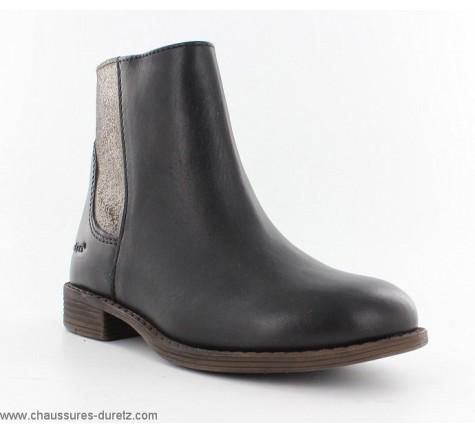 Boots Enfant amp; Kickers Rusty Noir Bottes Pour rwUrvqtYx