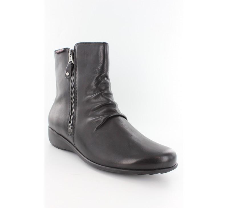 Boots Noir Salome Noir Méphisto Salome Boots Méphisto Femme Femme OTPZkXui