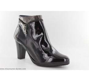 Boots femme Dorking JAIS 6420 Noir