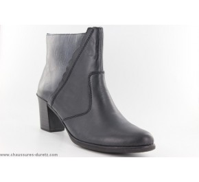 Boots femme Rieker WALLON Bleu Y8950-14