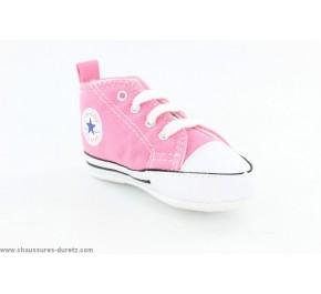 Chaussures bébé Converse FIRST STAR Rose