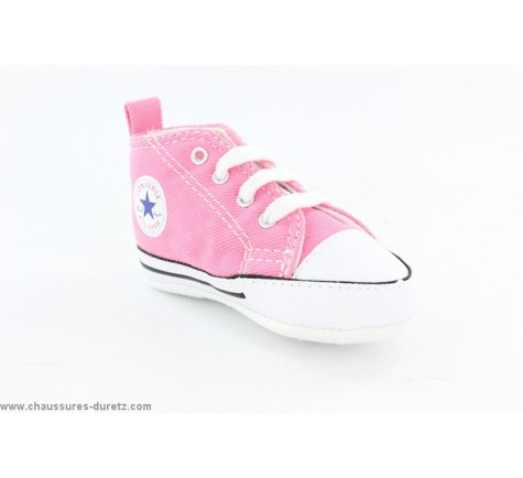Converse FIRST STAR Rose