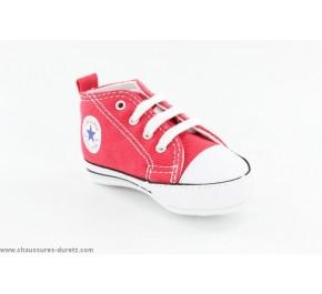 Chaussures bébé Converse FIRST STAR Rouge